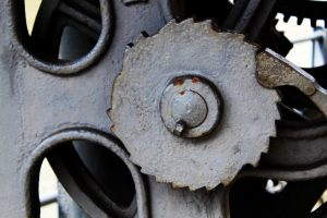 bamberg, gears, lock