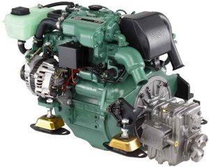 diesel-inboard-boat-engine